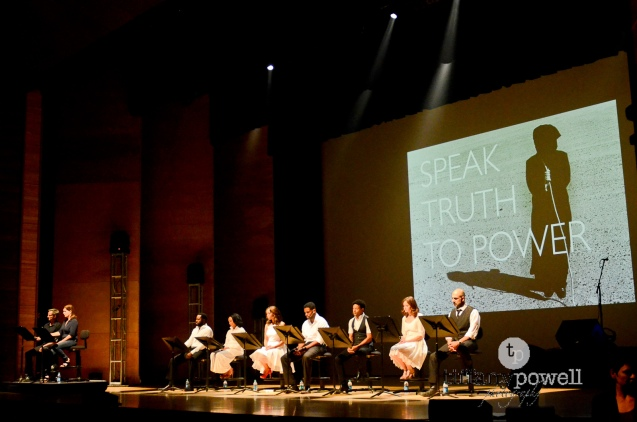 Speak Truth to Power Opening Scene