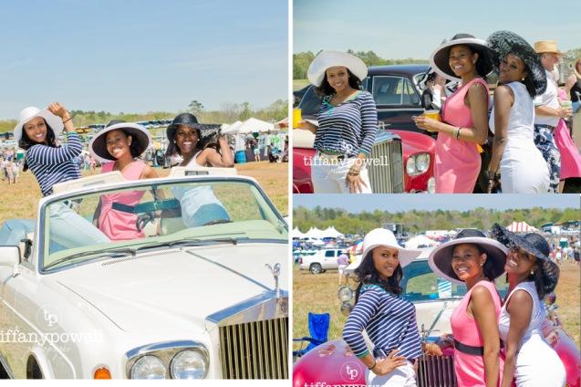 Rolling in the Rolls Royce