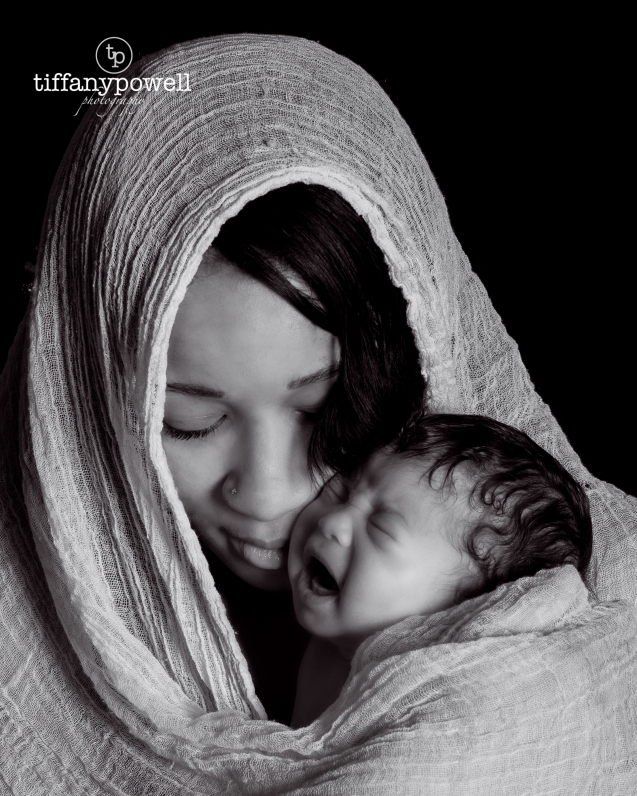 Newborn and Mom