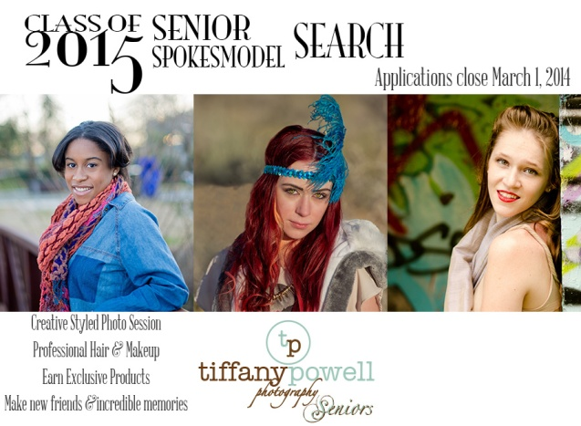 Senior Spokesmodel Search