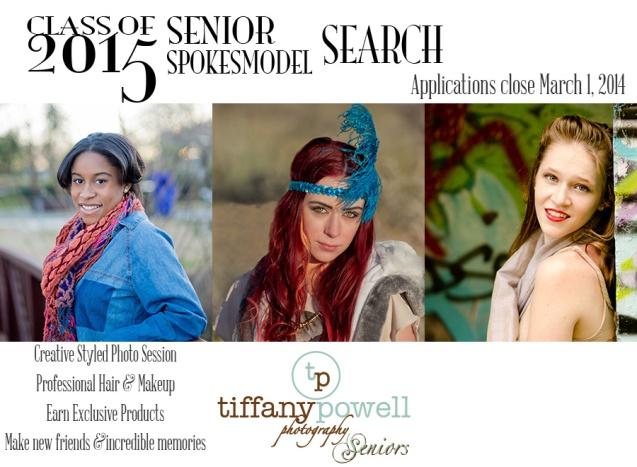 Senior Spokesmodel Search