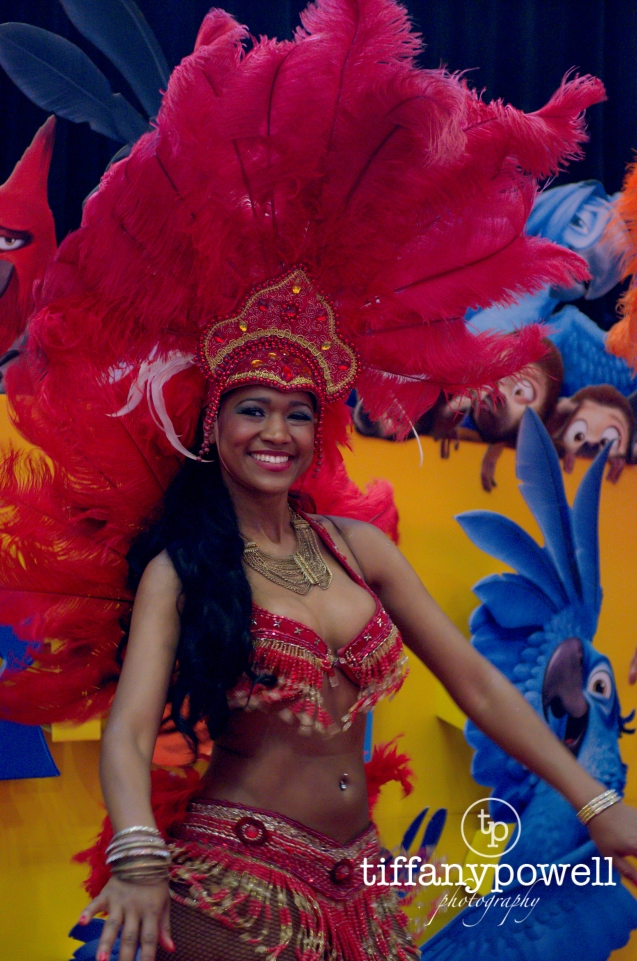 rio2- Red Carpet Premier Dancer from Dance Brasil