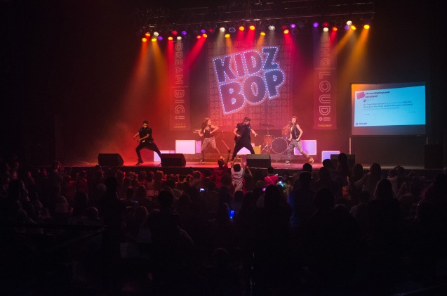 Kidz Bop Dream Big Sing Loud