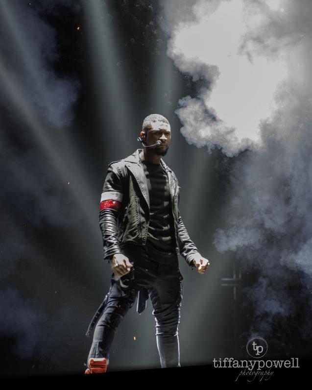 Usher UR Experience Concert