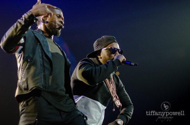 Usher UR Experience Concert