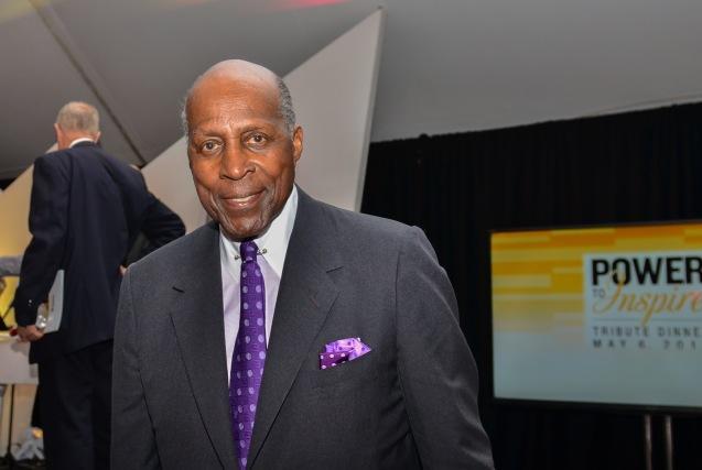 Honoree Vernon Jordan