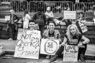 Y'all means all- Atlanta Women's March - Tiffany Powell Photography